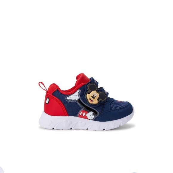 MICKEY MOUSE DISNEY JUNIOR  Sneakers Athletic Shoes NWT TODDLER Size 11
